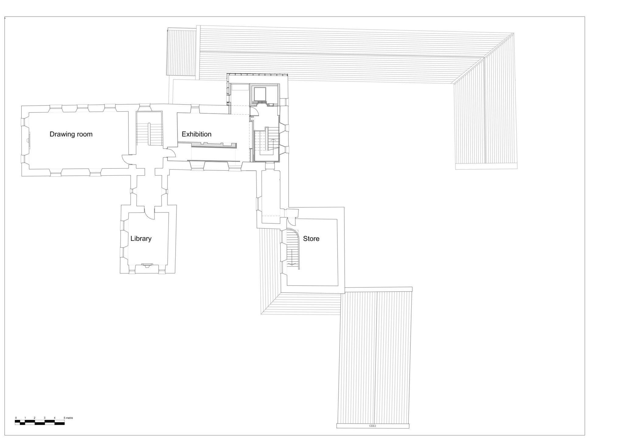 Derrynane First Floor Plan