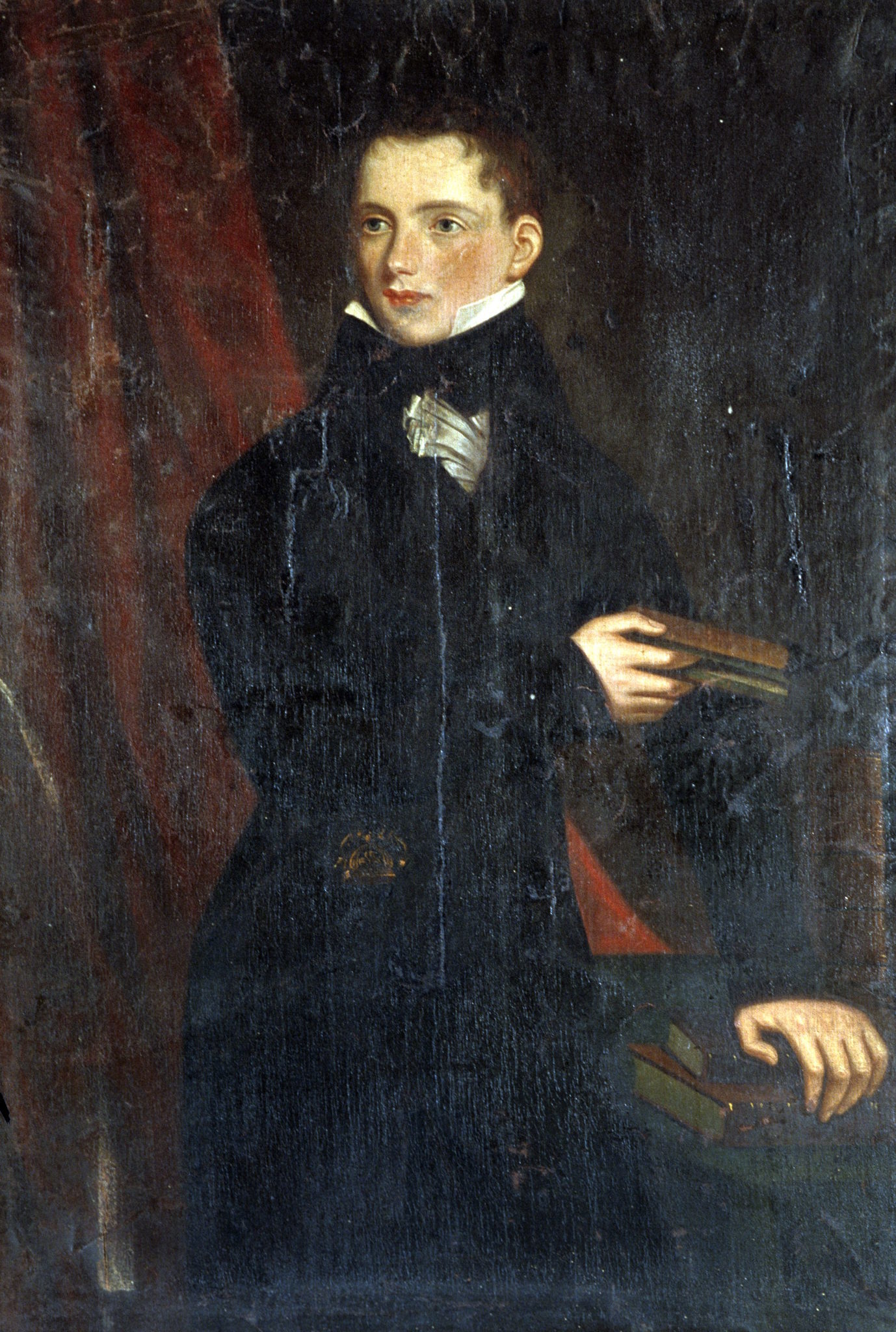 Maurice O'Connell by John Gubbins (fl 1820s). OPW